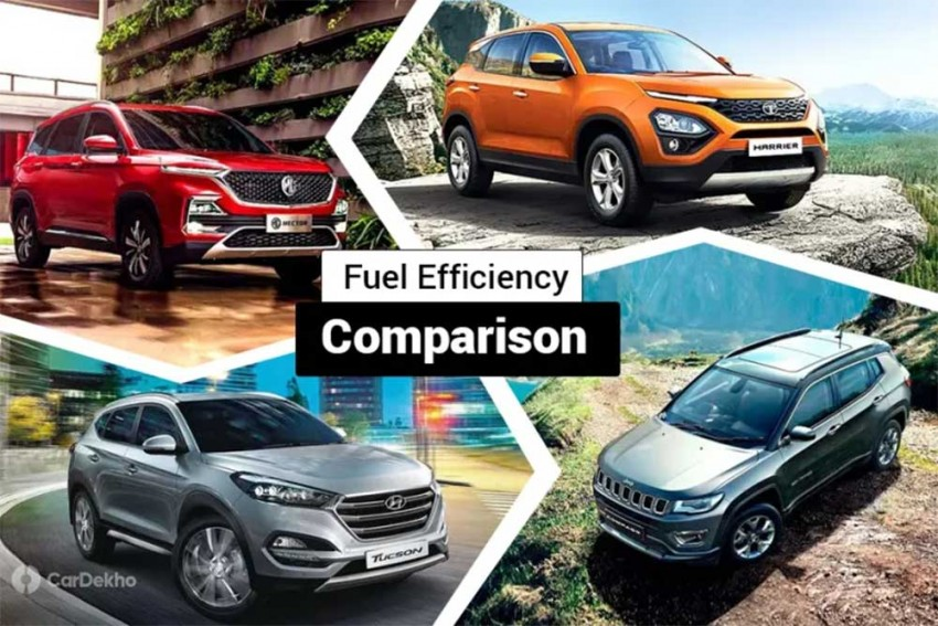 MG Hector vs Rivals: Which Midsize SUV Claims The Highest Fuel Efficiency?