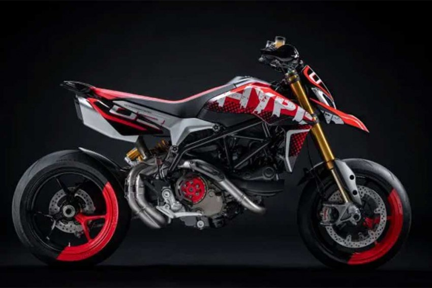 Ducati Turns It Up To 11 With The Hypermotard 950 Concept