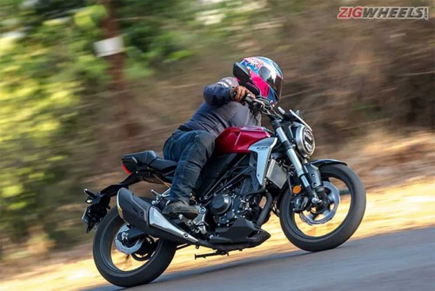 Honda CB300R: Review In Pictures