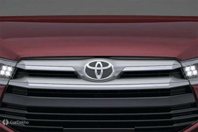 Mini Toyota Innova Likely To Launch In 2022