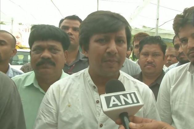 Gunshots In Air, Sweets To Police Personnel: Akash Vijayvargiya Supporters Celebrate MLA's Release