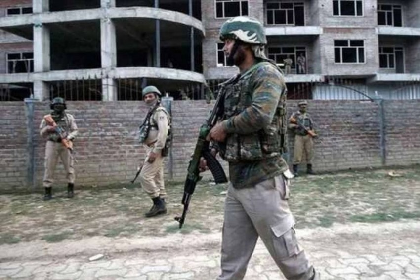 One Militant Killed In Encounter With Security Forces In Jammu And Kashmir's Budgam