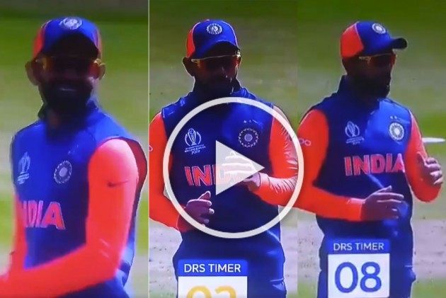 IND Vs ENG, ICC Cricket World Cup 2019: Play-Acting Virat Kohli Teases Jonny Bairstow With Hilarious DRS Drama – WATCH