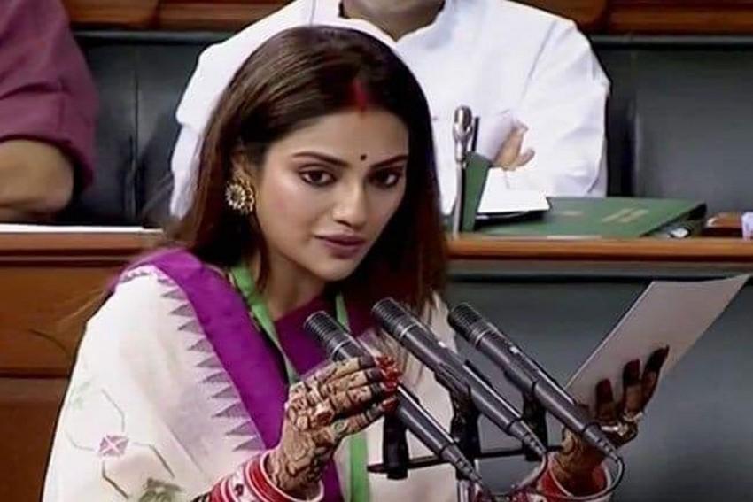I Represent 'Inclusive India', Says Nusrat Jahan On Fatwa Over Her Attire