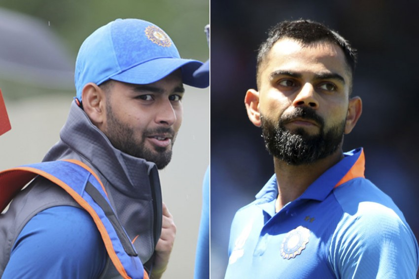 IND Vs ENG, ICC Cricket World Cup 2019: Virat Kohli Explains Why India Give WC Debut To 'Fearless' Rishabh Pant