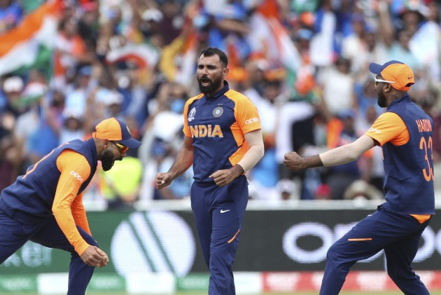IND Vs ENG, ICC Cricket World Cup 2019: Mohammed Shami Produces Best Figures To Complete Hattrick Of Four-Wicket Hauls