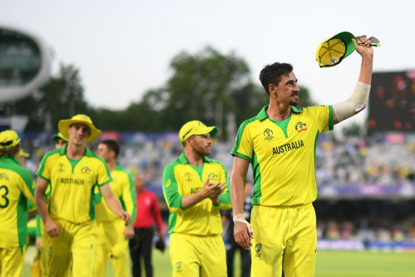 Cricket World Cup: On-fire Mitchell Starc Warns Rivals That His Best Is Yet To Come