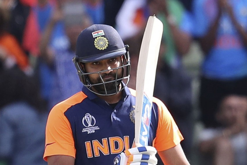 IND Vs ENG, Cricket World Cup: Rohit Sharma Becomes First Batsman To Hit Three Centuries, Twitteraties Celebrate