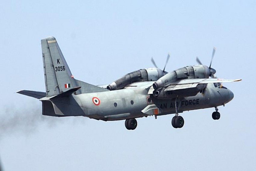 Indian Navy Joins Search Operation For Missing IAF AN-32 Aircraft With 13 People On Board