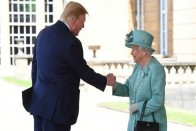 Trump Fails To Recognize His Gift To Queen Elizabeth II, Wife Melania Jumps To Rescue