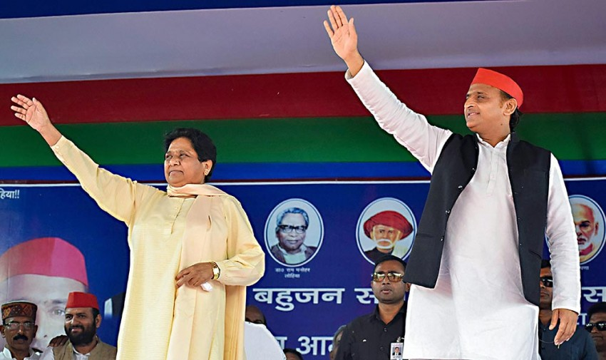 'Not A Permanent Break': Mayawati On Grand Alliance; Akhilesh Says SP Too Will Contest UP By-Polls