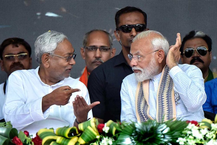 'BJP-JD (U) Came Together Just To Betray People Of Bihar': Opposition Takes Aim At Ruling Coalition