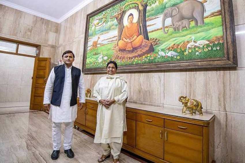 SP-BSP Break-Up In Uttar Pradesh May Not Be End Of Road For Coalition Politics