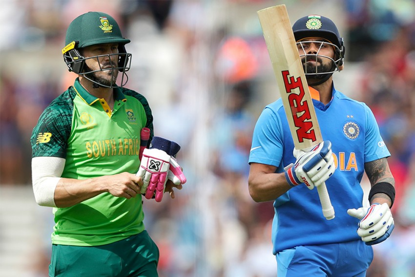ICC Cricket World Cup 2019, IND Vs SA: When And Where To Watch India's Tournament Opener Against South Africa