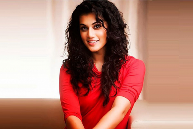 'We Must Continue To Raise Voice Against Sexual Harassment': Taapsee Pannu