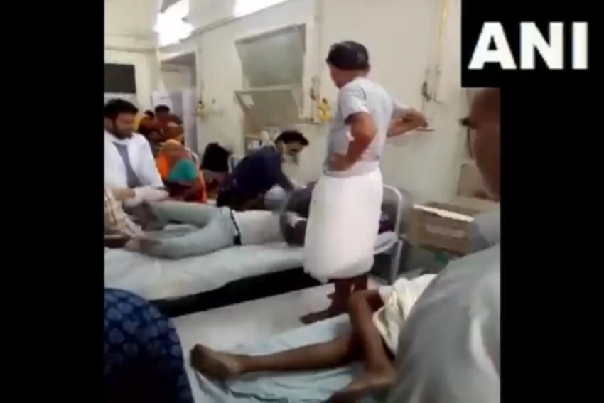 VIDEO: Doctor Thrashes Patient at Jaipur Hospital, Govt Seeks Report After Video Emerges