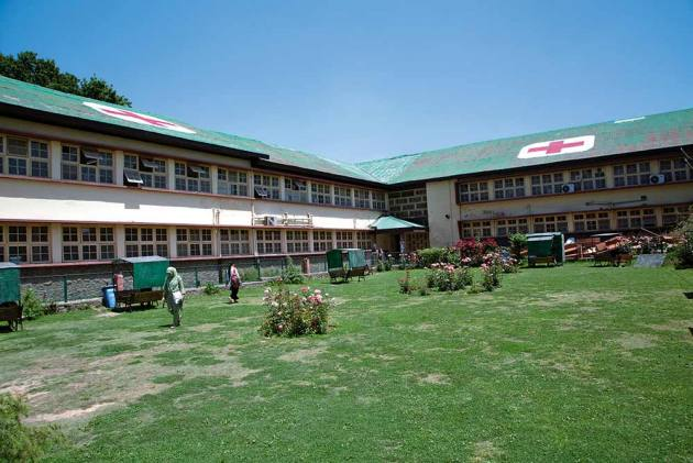 In Kashmir's Killing Fields, Why Government Medical College Is Next To Almighty God