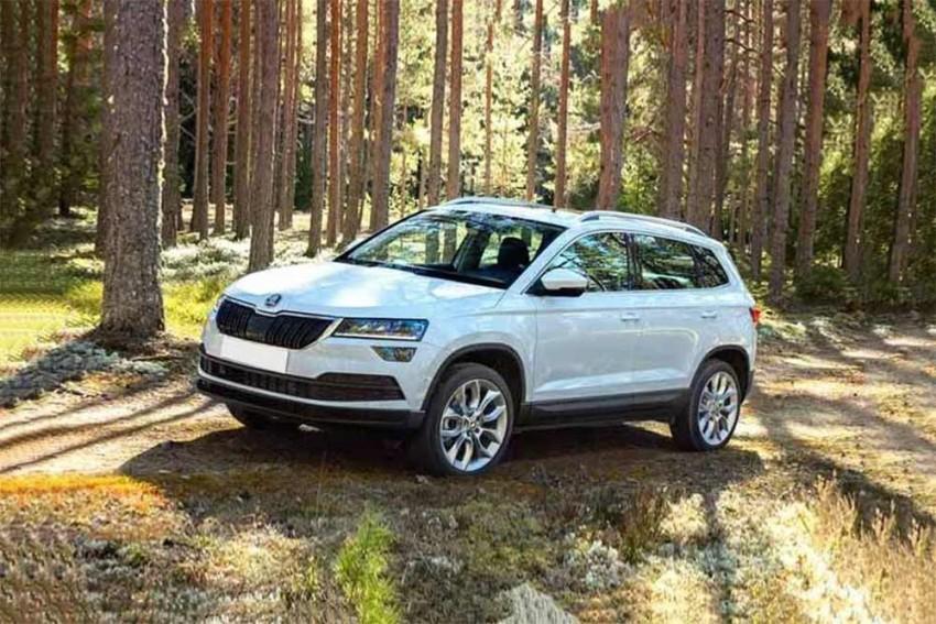 Skoda To Launch Karoq Midsize SUV In Mid-2020