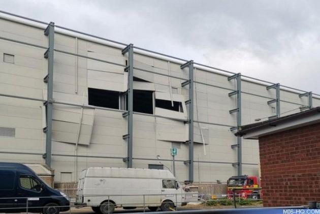 Explosion On 'Bond 25' Set Leaves Crew Member Injured