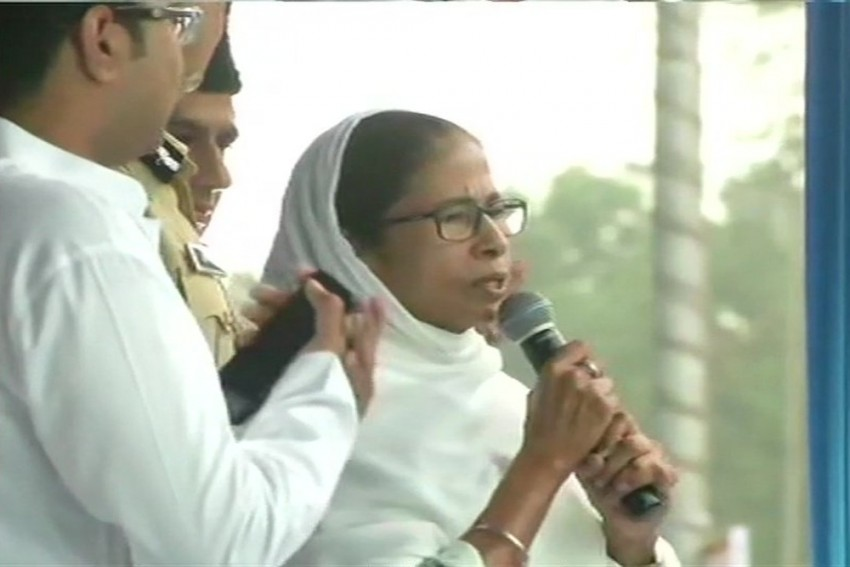 '<em>Jo Humse Takraega, Choor Choor Ho Jaega'</em>: Mamata Banerjee's Message On Eid
