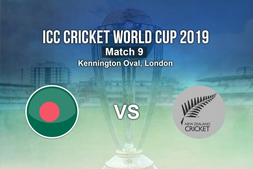 ICC Cricket World Cup 2019, Match 9, BAN Vs NZ Highlights: New Zealand Register A Hard-Fought Win Over Valiant Bangladesh