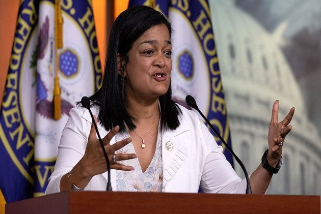Pramila Jayapal First Indian-American Woman To Preside Over US House Of Representatives