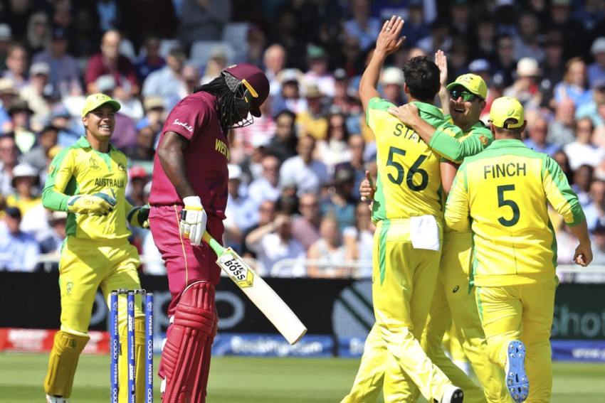 ICC Cricket World Cup 2019, AUS Vs WI: Twitter On Fire As Chris Gayle Becomes Victim Of Pathetic Umpiring
