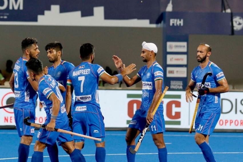 FIH Series Finals: India Maul Russia 10-0 In Tournament Opener