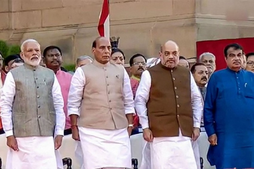 In Newly-Constituted Cabinet Committees, Amit Shah In All Eight, Rajnath Singh In Two