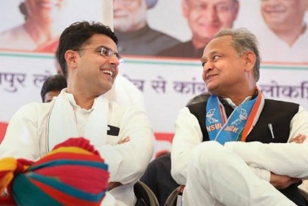 Amid Rift In Rajasthan Congress Over LS Debacle, Call For 'Replace Gehlot With Pilot' Goes Public