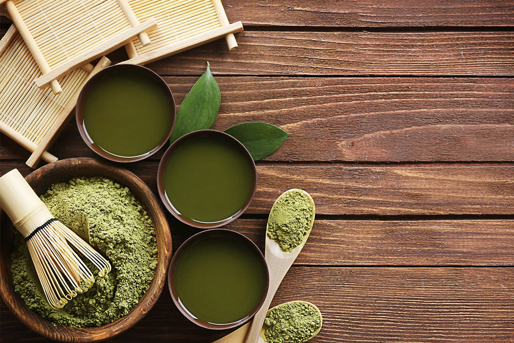 #Nutrition Tips For You: Fight The Fat With Matcha Tea