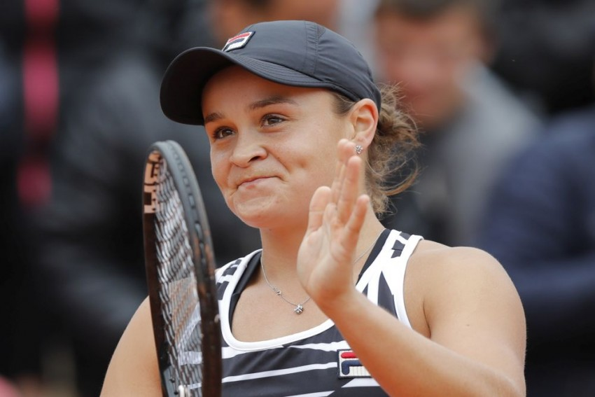 French Open 2019: Ashleigh Barty Battles Past Amanda Anisimova To Reach Final