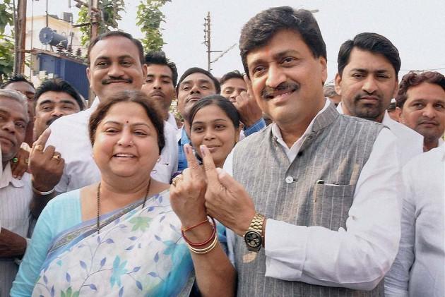 Devendra Fadnavis Dialling Congress MLAs, Asking Them To Join BJP: Ashok Chavhan