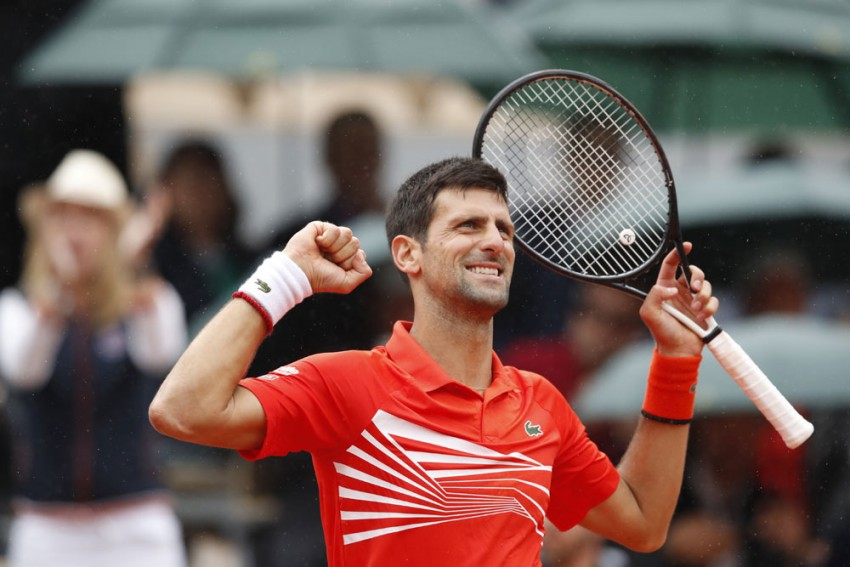 French Open 2019: Ruthless Novak Djokovic Sets Up Roland Garros Sem-Final Date With Dominic Thiem