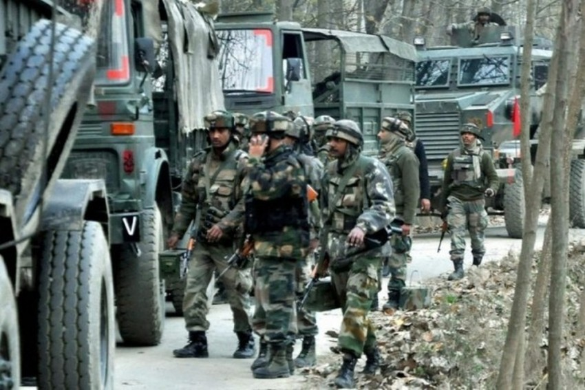 Security Forces Kill 4 Jaish Militants In Encounter In J&K's Pulwama