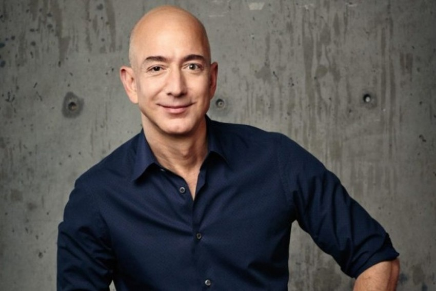 Indian-American Animal Rights Activist Interrupts Amazon CEO Jeff Bezos On-Stage