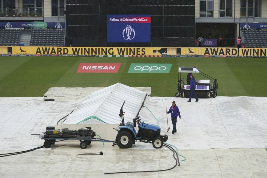 Pakistan Vs Sri Lanka, ICC Cricket World Cup 2019, Highlights: Match Abandoned Without A Ball Bowled