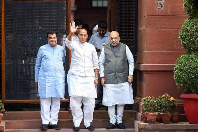 Rajnath Singh Added To 4 More Committees, Govt Rebalances Composition Of Key Panels