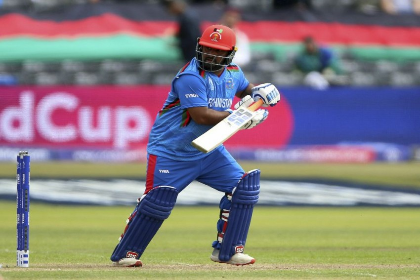 ICC Cricket World Cup 2019: Afghanistan's Mohammad Shahzad Ruled Out Of Tournament With Knee Injury