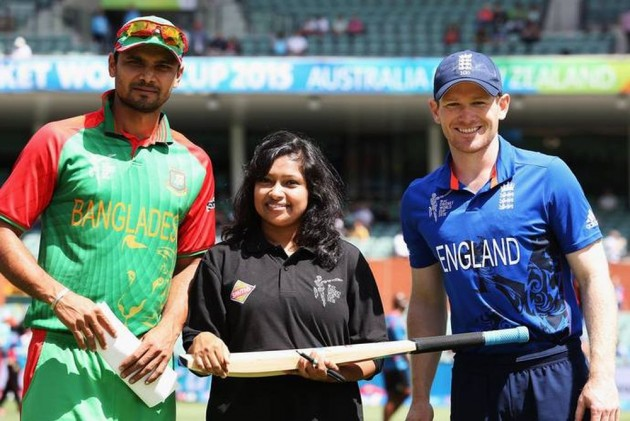 Cricket World Cup 2019: England Complete World Cup Circle Against Bangladesh