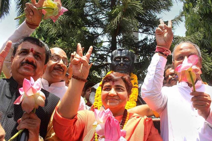 'Doesn't Anyone Sweep The Floor Here': Pragya Thakur In Court During Malgaon Blast Trial