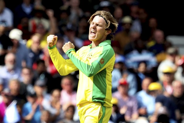 Cricket World Cup 2019: Australia's Adam Zampa Reprimanded For 'Audible Obscenity'