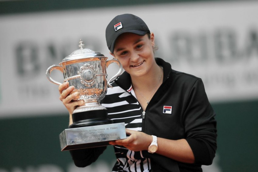 Ashleigh Barty Storms To French Open Glory With Victory Over Marketa Vondrousova