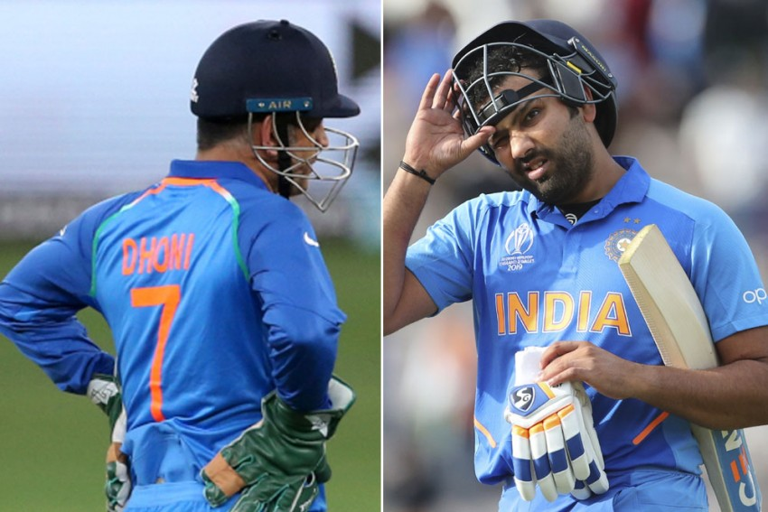 ICC Cricket World Cup 2019, IND Vs AUS: Astute Rohit Sharma Treats MS Dhoni Gloves Controversy Like A Master Statesman