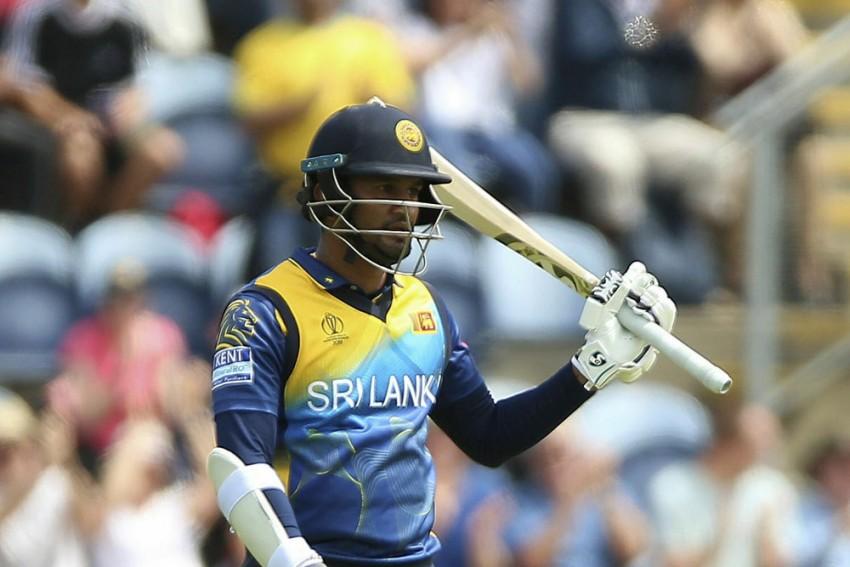 ICC Cricket World Cup 2019: Dimuth Karunaratne Frustrated As Rain Denies Sri Lankan Momentum