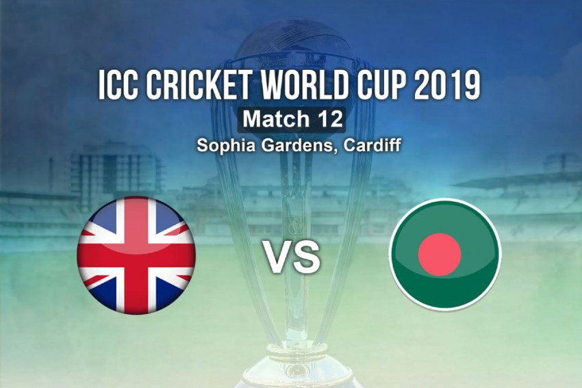 ICC Cricket World Cup 2019, Match 12 Highlights: Thrilling England Thrash Bangladesh Despite Shakib Al Hasan's Valiant Fight