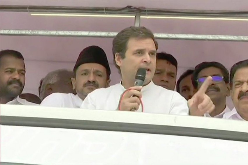 Modi's Campaign Was Filled With Lies, Poison, Hatred: Rahul Gandhi In Kerala