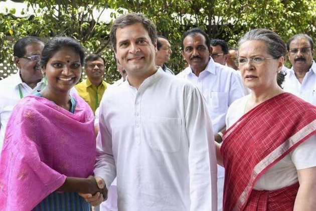 Congress Gave Me Wings To Fly, Says Ramya Haridas, Kerala's Second Dalit Woman MP In 48 Years