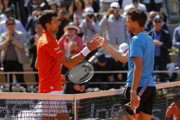 French Open 2019: Terrific Dominic Thiem Ends Novak Djokovic's Hopes Of Holding All Four Majors