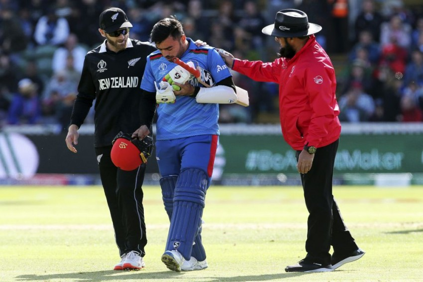 Cricket World Cup 2019: Rashid Khan Should Be Fully Fit For South Africa Clash, Says Afghanistan Captain Gulbadin Naib